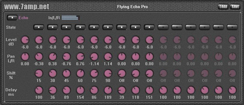 Flying Echo Pro 3