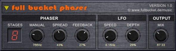 FullBucket Phaser 3