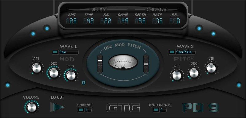 GTG PD9 3