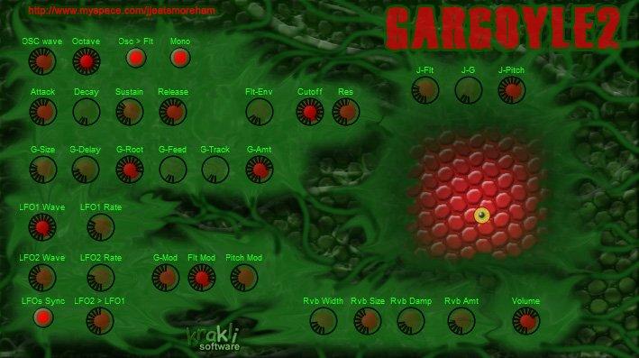Gargoyle two 3