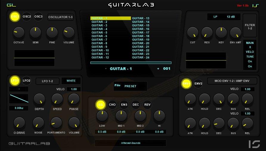 Guitarlab 3