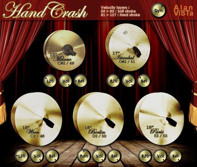 Hand Crash 3
