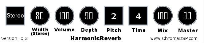 HarmonicReverb 3