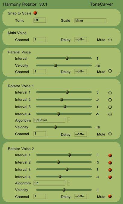 Harmony Rotator 2