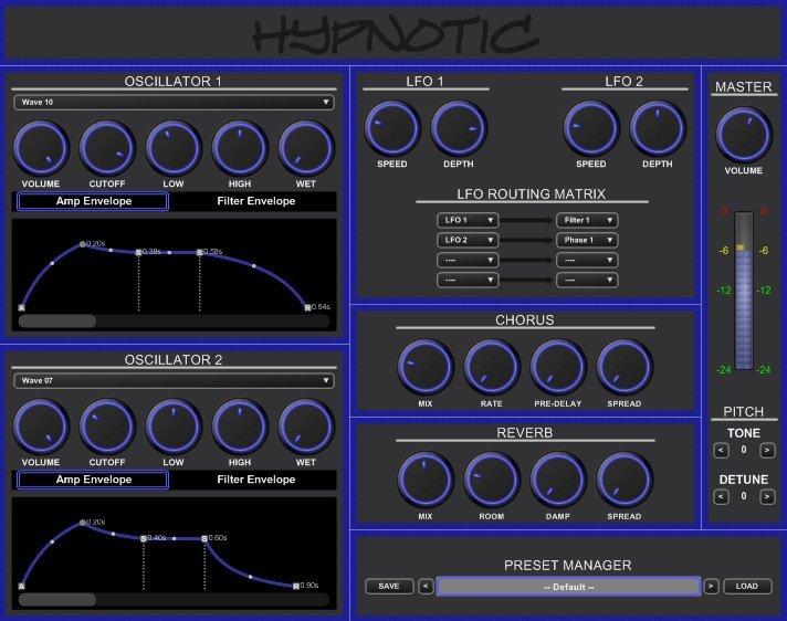 Hypnotic 3