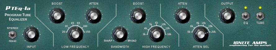 Ignite Amps PTEq 1a 3