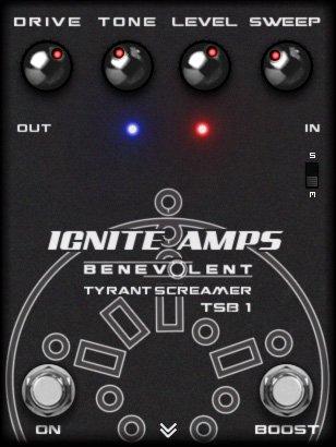 Ignite Amps TSB1 2