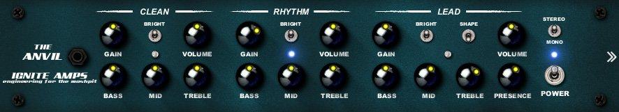 Ignite Amps The Anvil 3