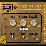 Interruptor TapeDelay 2
