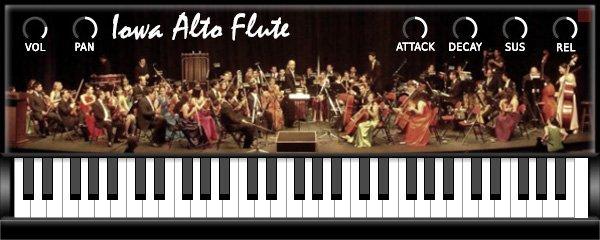 Iowa Alto Flute 3