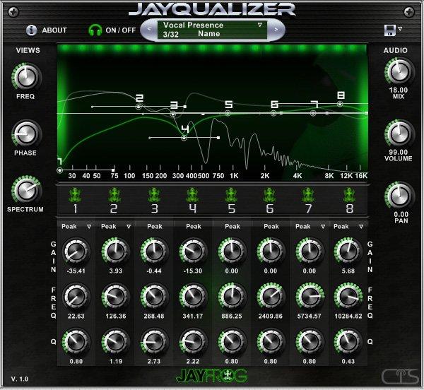 Jayqualizer 3