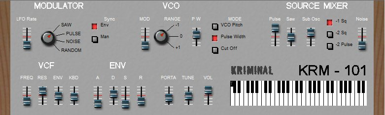 KRM 101 3