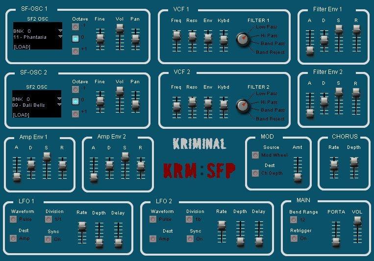 KRM SFP 3
