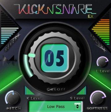 KicknSnareEX 2