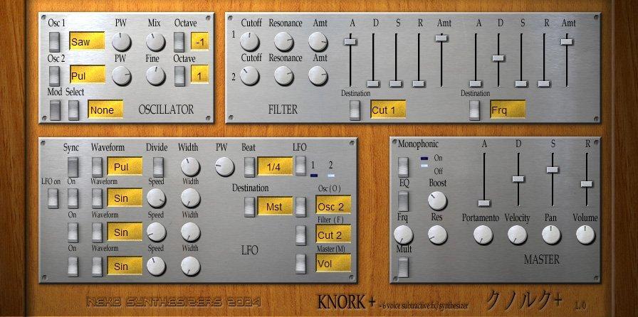 Knork Plus 3