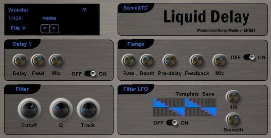 Liquid Delay 3