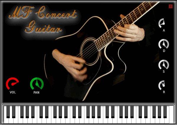 MF Concert Guitar 3