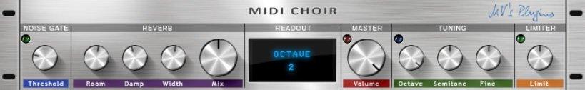 MIDIchoir 3