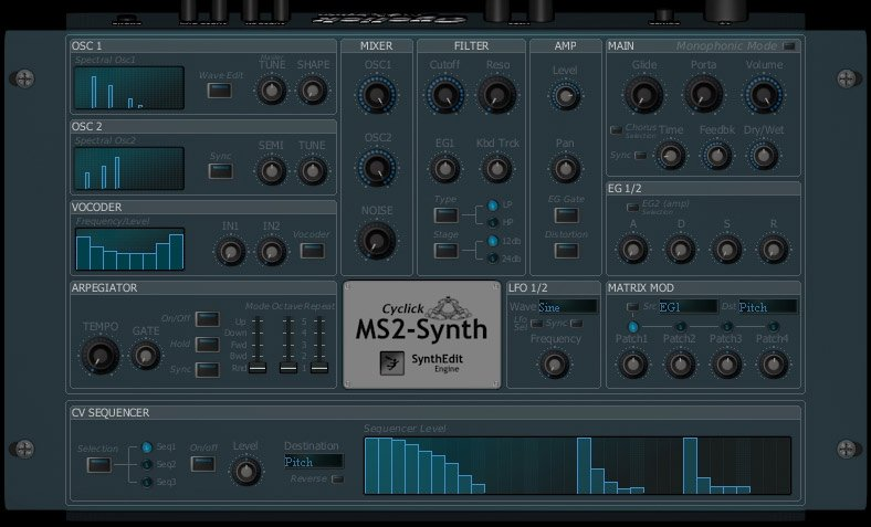 MS2Synth 3