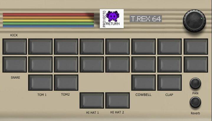 Max Project T.Rex 64