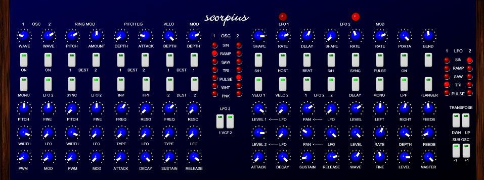 Meesha scorpius 3