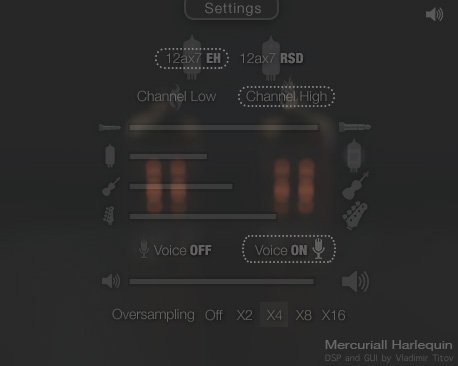 Mercuriall Harlequin 2