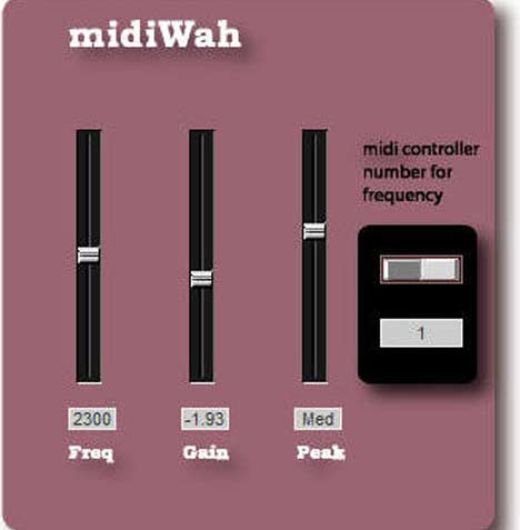 MidiWah 2
