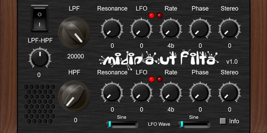 Midinaut Filta 3
