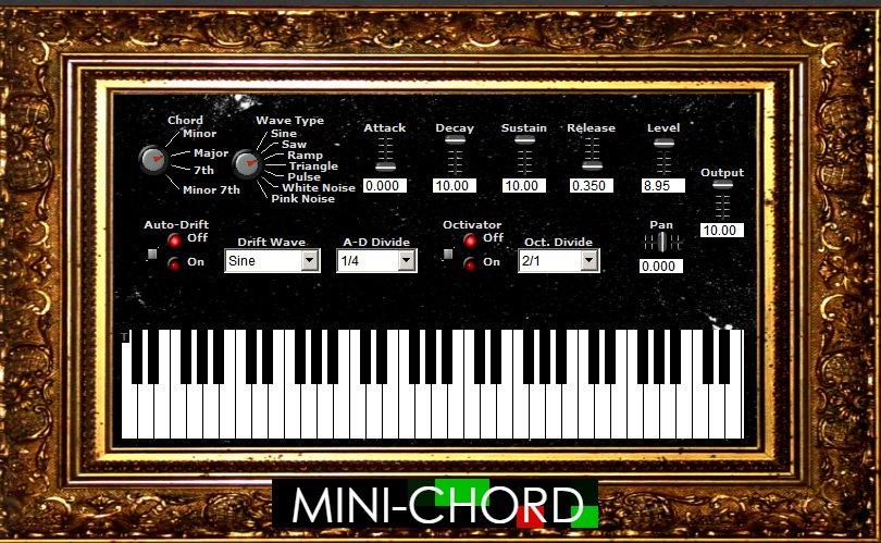 Mini Chord 3