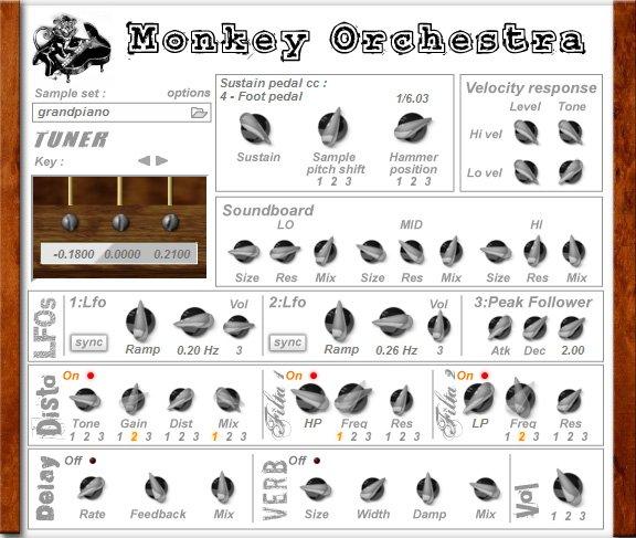 Mokafix Monkey Orchestra 3