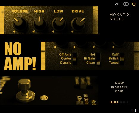 Mokafix No Amp 2