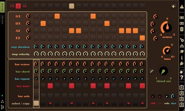Monoplugs B Step Sequencer