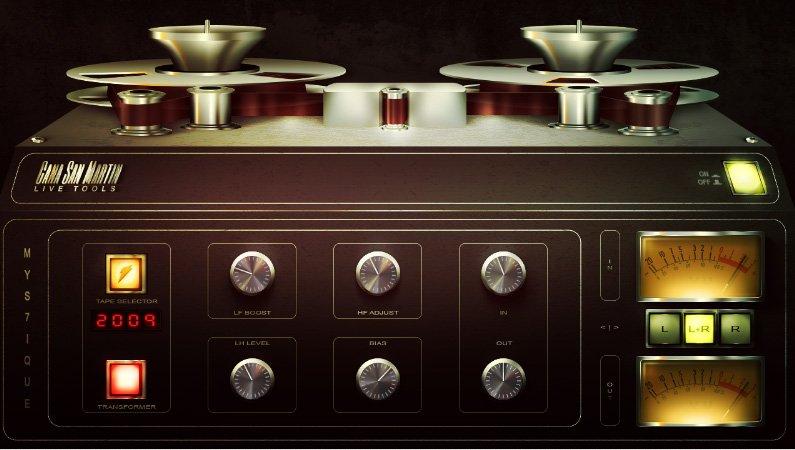 Mystique Tape Machine 3