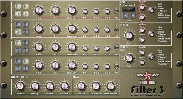 Noisebud Filter 3