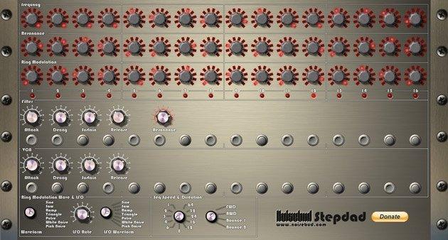 Noisebud Stepdad 3