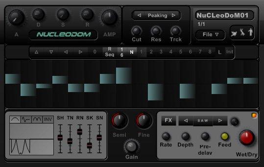 NuCLeoDoM FREE 3