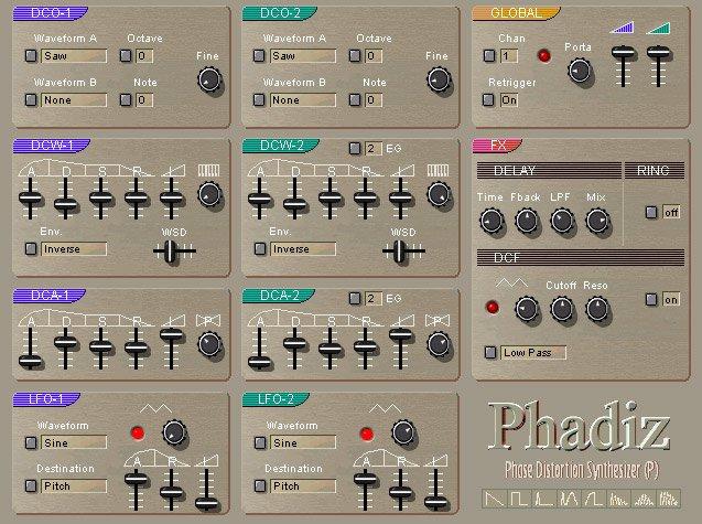 PhadiZ 3