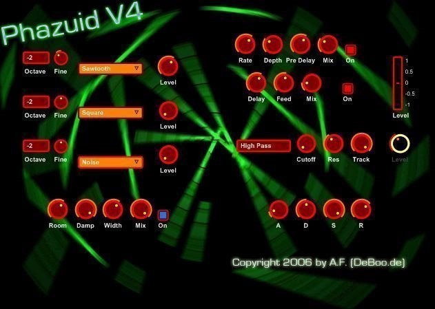 Phazuid V4 3