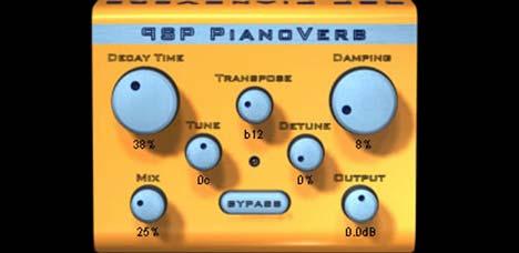 PianoVerb 2