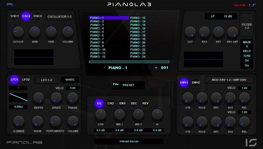 Pianolab 3