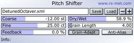 Pitch Shifter 2