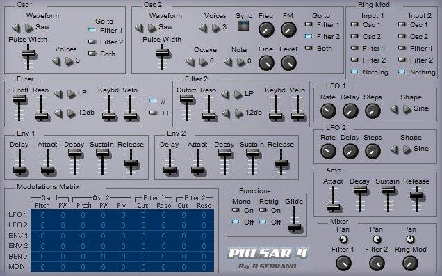 Pulsar4 3