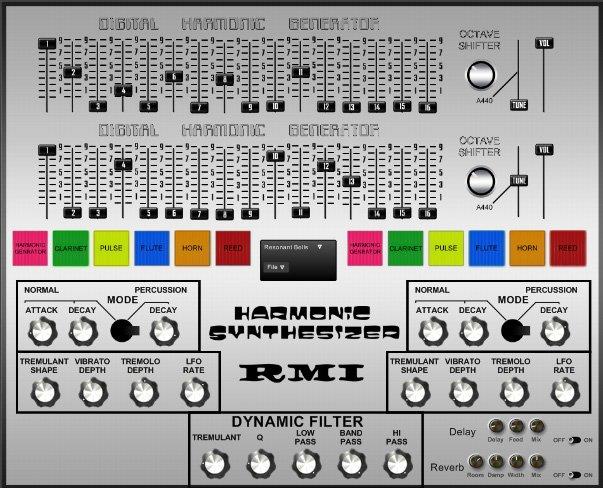 RMI Harmonic 3