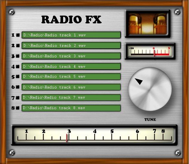 Radio FX 3