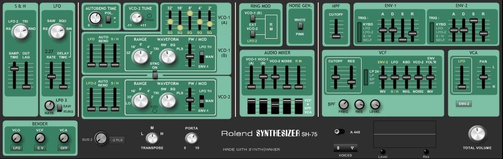 Rolend SH 75 3
