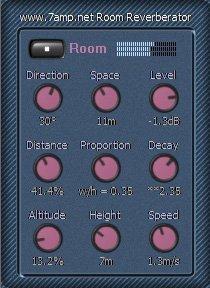 Room Reverberator 2