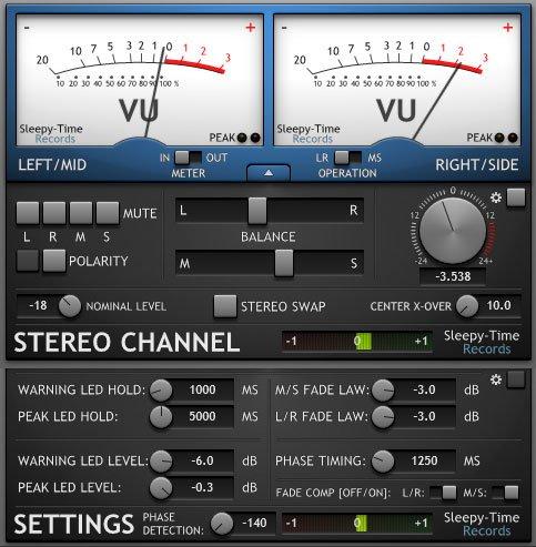 STR StereoChannel 3