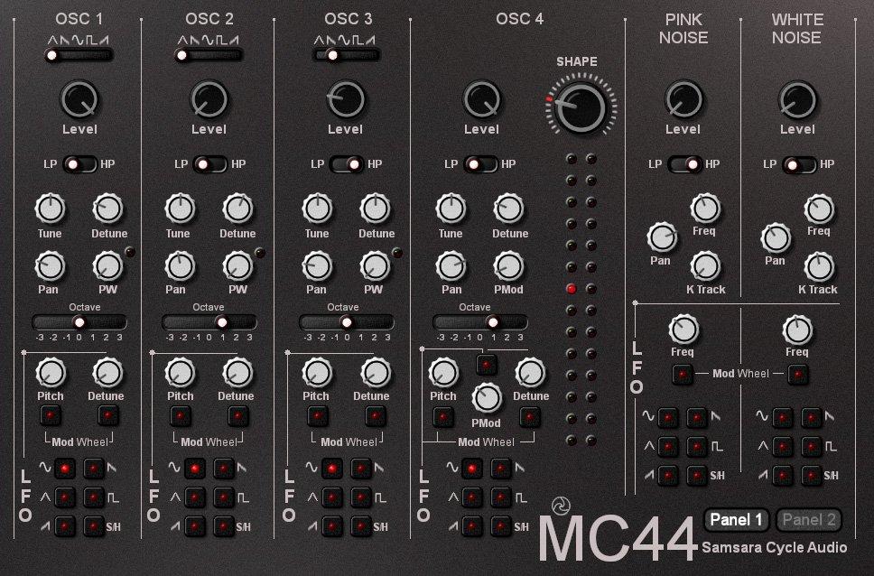 Samsara MC44 3