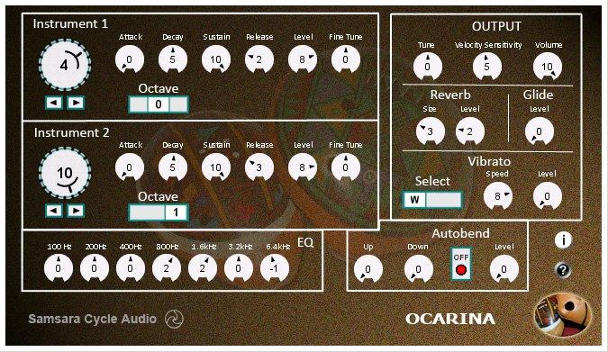 Samsara Ocarina 3