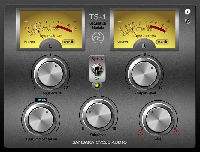 SamsaraCycleAudio TS 3
